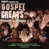 Verity Presents the Gospel Greats, Volume 3: The