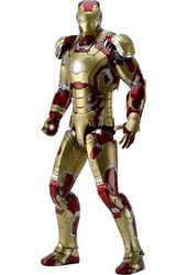 Marvel Comics - Iron Man 3 - 1/4 Scale Action