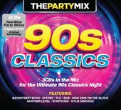 The Party Mix: 90s Classics (3-CD)