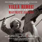 Villa Rides! The Western Film Music of Maurice