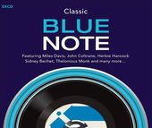 Classic Blue Note (3-CD Import)
