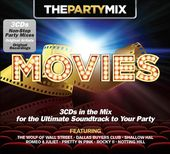 The Party Mix: Movies (3-CD)