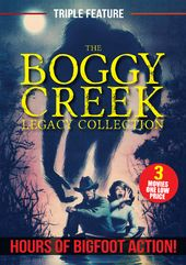 The Boggy Creek Legacy Collection (Bigfoot Triple