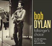 Folk Singer's Choice