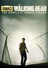 The Walking Dead - Complete 4th Season (5-DVD)