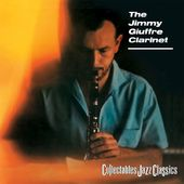 Jimmy Giuffre Clarinet