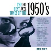 The 100 Best Jazz Tunes of the 1950's (8-CD)