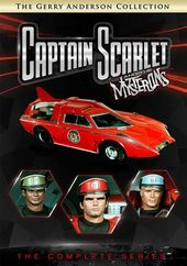 Captain Scarlet and the Mysterons - Complete