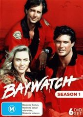 Baywatch - Season 1 [Import] (6-DVD)