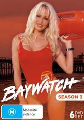 Baywatch - Season 3 [Import] (6-DVD)