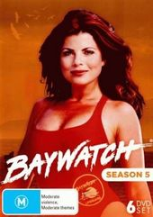 Baywatch - Season 5 [Import] (6-DVD)