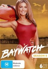 Baywatch - Season 8 [Import] (6-DVD)