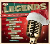 Legends: The Christmas Collection (3-CD)