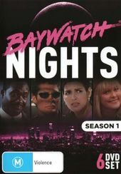 Baywatch Nights - Season 1 [Import] (6-DVD)