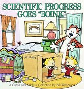 "Scientific Progress Goes ""Boink"": A Calvin and"
