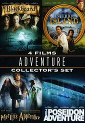 Adventure Collector's Set (Blackbeard /