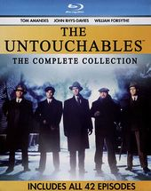 The Untouchables - Complete Collection (Blu-ray)