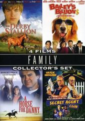 Family Collector's Set (The Derby Stallion /