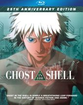 Ghost in the Shell (25th Anniversary) (Blu-ray)