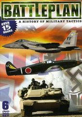 Battleplan: A History of Military Tactics (6-DVD)