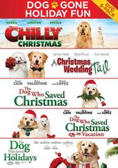 Dog-Gone Holiday Fun Gift Set (5-DVD)