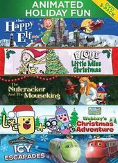 Animated Holiday Fun (5-DVD)