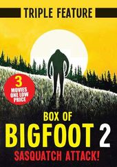 Box of Bigfoot 2: Sasquatch Attack (Triple