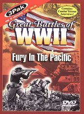 WWII - Great Battles of WWII: Fury in the Pacific