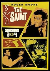 The Saint - Seasons 3 & 4 (9-DVD)