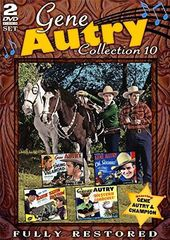 Gene Autry Collection 10 (The Singing Vagabond /