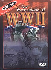 WWII - Color Documentaries of WWII (3-DVD)