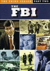The FBI - 3rd Season, Part 2 (3-Disc)