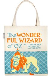 Wonderful Wizard of Oz - Tote Bag