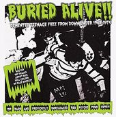 Buried Alive!! Demented Teenage Fuzz from Down