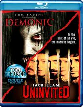 Demonic / Uninvited (Blu-ray)