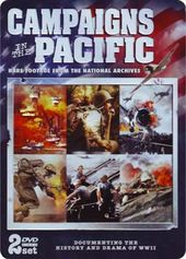 WWII - Campaigns in the Pacific (Tin Case) (2-DVD)