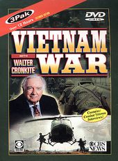 Vietnam War with Walter Cronkite (3-DVD)