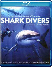 Shark Divers: 4-Part Series (Blu-ray)