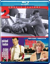 One Good Cop / A Stranger Among Us (Blu-ray)