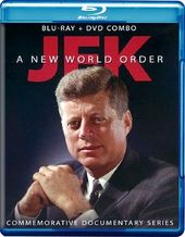 JFK: A New World Order (Blu-ray + DVD)