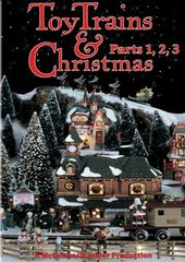 Trains (Toy) - Toy Trains & Christmas, Parts 1-3