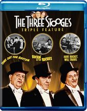 The Three Stooges Collection, Volume 1 (Blu-ray)