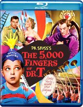 The 5,000 Fingers of Dr. T. (Blu-ray)