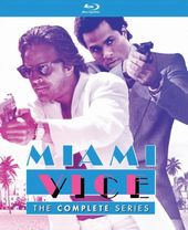 Miami Vice - Complete Series (Blu-ray)