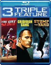 You Got Served / Gridiron Gang / Stomp the Yard
