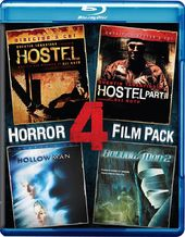 Horror 4 Film Pack (Hostel / Hostel: Part II /