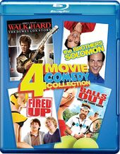 4 Movie Comedy Collection (Walk Hard: The Dewey