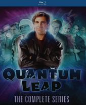 Quantum Leap - Complete Series (Blu-ray)