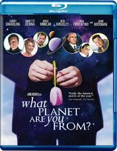 What Planet Are You From? (Blu-ray)