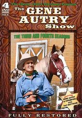 Gene Autry Show - Season 3 & 4 (4-DVD)